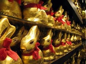 Lindt-bunnies
