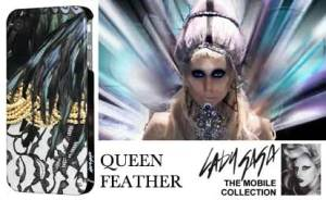 lady-gaga-queen-feather-iphone-4s